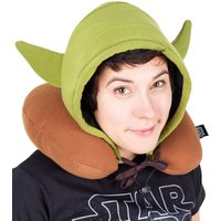 Hooded Yoda Travel Neck Pillow - Yoda Gifts