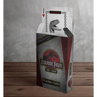 Jurassic Park Playing Cards - Playing Cards Gifts