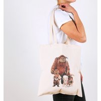 Labyrinth Friends Canvas Tote Bag - Friends Gifts