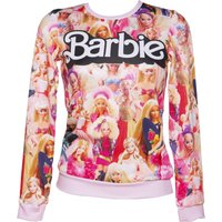 Women's All Over Print Barbie Sweater - Barbie Gifts