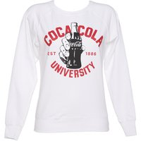 Women's Coca-Cola University 86 Sweater - University Gifts