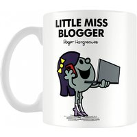 Little Miss Blogger Mug - Little Miss Gifts