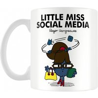 Little Miss Social Media Mug - Social Gifts