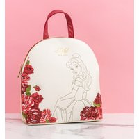 Loungefly Disney Beauty and the Beast Belle Floral Mini Backpack - Beauty And The Beast Gifts