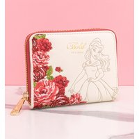Loungefly Disney Beauty and the Beast Belle Floral Mini Purse - Purse Gifts