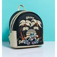 Loungefly Disney Lilo & Stitch Satin Mini Backpack - Backpack Gifts