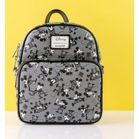 Loungefly Disney Mickey Mouse Plane Crazy Mini Backpack - Backpack Gifts