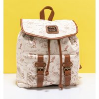 Loungefly Disney Winnie The Pooh Canvas Backpack