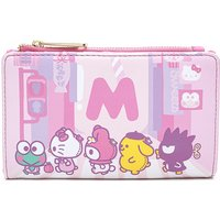 Loungefly Hello Kitty All Over Print Flap Wallet