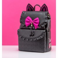 Loungefly Overwatch D.Va Black Cat Cosplay Mini Backpack - Backpack Gifts