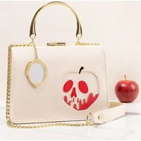 Loungefly Disney Snow White Poison Apple Handbag - Handbag Gifts