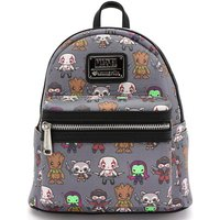 Loungefly x Marvel Guardians of the Galaxy Kawaii Mini Faux Leather Backpack - Guardians Of The Galaxy Gifts
