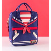 Loungefly Stranger Things Scoops Ahoy Canvas Backpack - Backpack Gifts