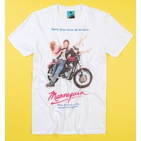 Mannequin Movie Poster White T-Shirt - Movie Gifts