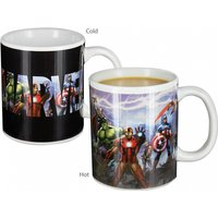 Marvel Comics Heat Change Mug - Marvel Gifts