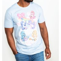 Men's Care Bears Sweet Treats Clouds T-Shirt - Bears Gifts