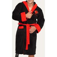 Men's Mr Strong Dressing Gown with Hood - Mr Strong Gifts