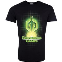 Men's Ready Player One Gregarious Games Logo T-Shirt - Games Gifts