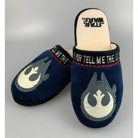 Men's Star Wars Han Solo Slip On Slippers - Star Wars Gifts
