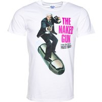 Men's The Naked Gun Movie Poster T-Shirt - Gun Gifts