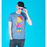 Men's The Simpsons Cool Lisa T-Shirt - The Simpsons Gifts