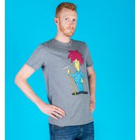 Men's The Simpsons Sideshow Bob T-Shirt - The Simpsons Gifts