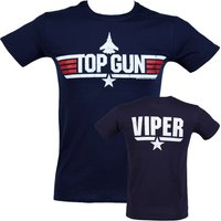 Men's Top Gun Viper T-Shirt - Clothes Gifts