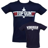Men's Top Gun Wingman T-Shirt - Clothes Gifts