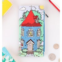 Moomin House Wallet from House Of Disaster - Wallet Gifts