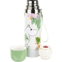 Moomin Flower Thermal Flask from House Of Disaster - Flask Gifts
