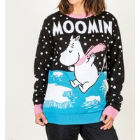 Moomins Winter Knitted Jumper - Christmas Jumper Gifts