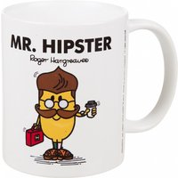 Mr Hipster Mr Men Mug - Men Gifts