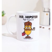 Mr Hipster Mr Men Mug - Mr Men Gifts