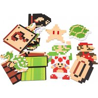 Nintendo Super Mario Brothers Set Of 20 Coasters - Nintendo Gifts