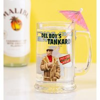 Only Fools And Horses Del Boy's Tankard - Only Fools And Horses Gifts