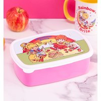 Rainbow Brite Retro Pink Lunchbox - Retro Gifts