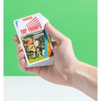 Retro Football Top Trumps Card Game - Retro Gifts