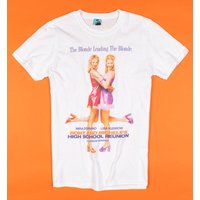 Romy And Michele Movie Poster White T-Shirt - Movie Gifts