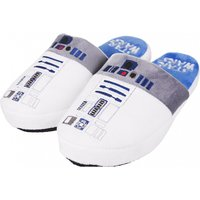 Star Wars R2-D2 Slip On Slippers - Star Wars Gifts