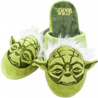 Star Wars Yoda Slip On Slippers - Star Wars Gifts