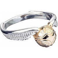 Sterling Silver Harry Potter Golden Snitch Ring