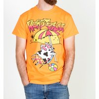 Stranger Things Inspired Roast Beef Orange T-Shirt - Stranger Things Gifts