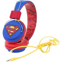 Superman Vintage Logo Headphones - Music Gifts