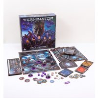 Terminator Genisys Board Game Fall Of Skynet Expansion Pack by Riverhorse - Board Game Gifts