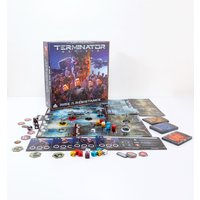 Terminator Genisys Rise Of The Resistance Board Game by Riverhorse - Board Game Gifts