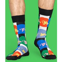 The Beatles All Together Now Socks from Happy Socks - The Beatles Gifts