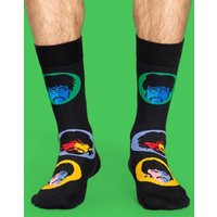 The Beatles Bright Spot Socks from Happy Socks - The Beatles Gifts