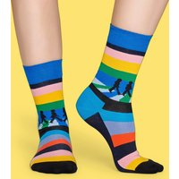 The Beatles Legend Crossing Socks from Happy Socks - The Beatles Gifts
