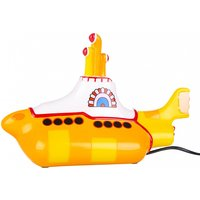 The Beatles Yellow Submarine Table Lamp from Disaster Designs - The Beatles Gifts