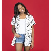 The Lion King Button Up Short Sleeved Shirt from Cakeworthy - Lion King Gifts